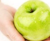 eat apple to lose weight